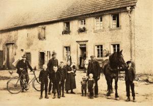 Familie Schermann 1928