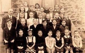 Schulklassen 1949