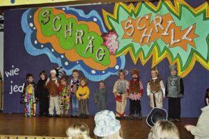 Kinderkarneval in Eckfeld