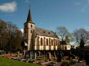 """Die Pfarrkirche """"Mariä Heimsuchung"""" in Buchholz"""