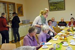 Seniorennachmittag in Eckfeld