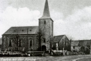 Kirche Eckfeld 1930er Jahre