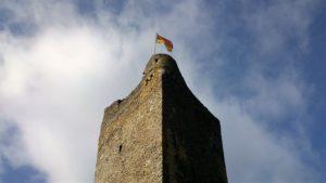 Bergfried Oberburg