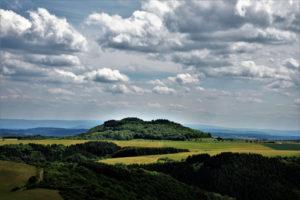 Blick zum Mosenberg