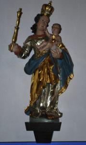 in der Filialkirche St. Katharina