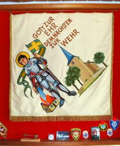 Fahne Feuerwehr
