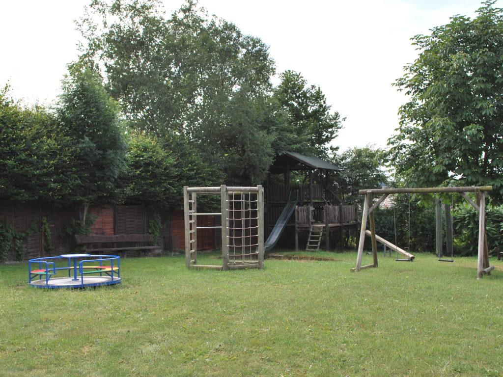 Spielplatz am Gemeindesaal