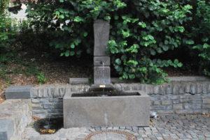 Laufbrunnen Brunnenstrasse
