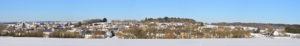 Eckfeld-Panorama-Winter