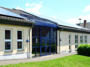 Der Eckfelder Gemeindesaal