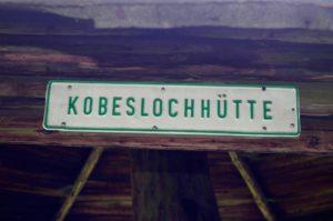Kobeslochhütte