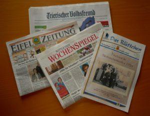 Regionale Presse