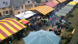 Weihnachtsmarkt - Niederburg