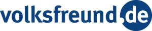 Logo Volksfreund